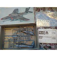1/72 Revell Cat# H-2003 RF-84F Thunderflash