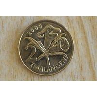 Свазиленд 2 эмалангени 2008