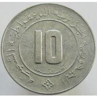 Алжир 10 сантимов 1984 (321)