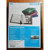 Альбом для марок кляссер Leuchtturm /16 листов/32 страницы/
