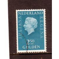 Нидерланды. Ми-922.Королева Юлиана.1969.