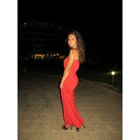 Платье в пол  из Барселоны р.С-М
