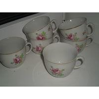 Чашки чайные БАРАНОВКА