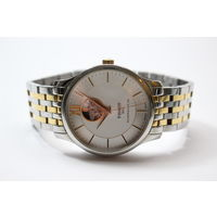Механические часы Tissot Tradition Powermatic 80 Open Heart T063.907.22.038.00