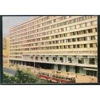 Минск. Гостиница Минск. 1965