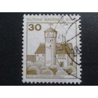 Берлин 1977 стандарт 30пф Михель-0,3 евро гаш
