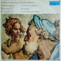 L. V. Beethoven /Sinfonie 7 A-dur op.92/1971,Eterna, Germany, LP, EX