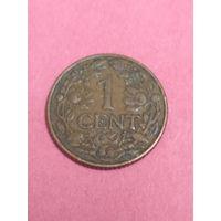 Кюрасао 1 цент 1944