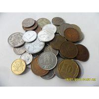 40 монет - лот 16 /цена снижена/