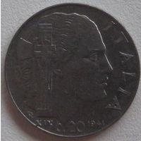 Италия 20с 1940г.  1 распродажа