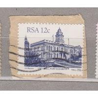 Архитектура вырезка Южная Африка ЮАР 1985 год  лот 4