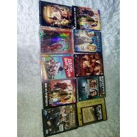 20 ДВД дисков  с фильмами