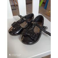 Туфли нарядные TU для малышки р.23-24