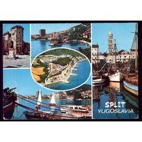 Югославия Сплит