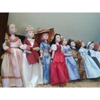 Куклы коллекционные. Продажа по одной штуке. Хороший подарок!