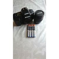 Пленочный зеркальный фотоаппарат Nikon N90s (F90X)
