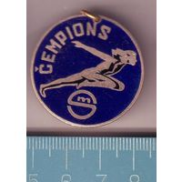 Медаль Чемпион, тяжелый металл