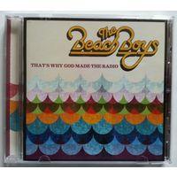 CD The Beach Boys - That's Why God Made The Radio (05 Jun 2012) Surf, Pop Rock, Soft Rock