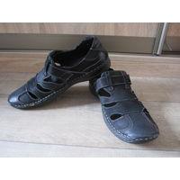 Летние мужские туфли EL TEMPO 43 размера