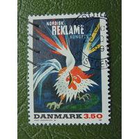 Дания 1991г. Птицы