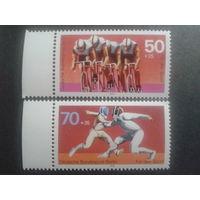Германия Берлин 1978 спорт полная