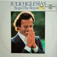 Julio Iglesias /Begin The Beguine/1981, CBS, England, LP, EX