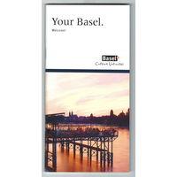 Ваш Базель, Швейцария (буклет на англ. яз.)