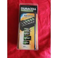 Универсальное зарядное устройство DURACELL для разных типов и видов аккумуляторов  с рубля!