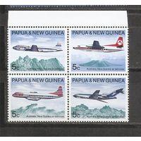 Папуа Новая Гвинея Самолеты