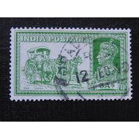 Британская Индия. Техника.  Король Георгий VI  1937 г.