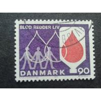 Дания 1974 донорство