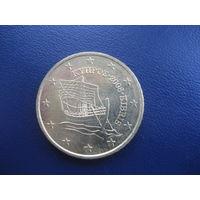 50 евроцентов Кипр 2008