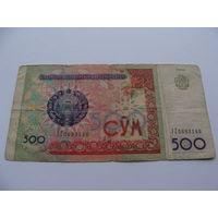 Узбекистан. 50 сум 1999 год