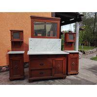 Набор старой мебели. Польша 30-е