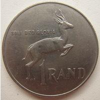 ЮАР 1 ранд 1989 г.