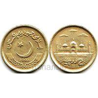 Пакистан 2 rupees 2003