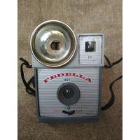 Винтажная американская фотокамера Fedella. Дизайн, декор, интерьер, коллекционирование, обмен.