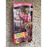 Кукла Barbie Paint and dazzle