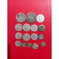 Монеты с рубля