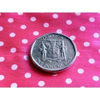 Ямайка. 1 доллар 2008. (1).