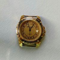 """Часы мужские наручные """"Вымпел""""(Сделано в Беларуси),21 камень, с календарем."""