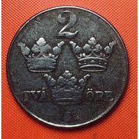 26-19 Швеция, 2 эре 1943 г.