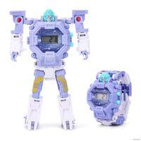 Робот-часы