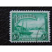 Бермудские острова 1936 г.