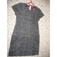 Платье от c&a, рост 170, можно в школу