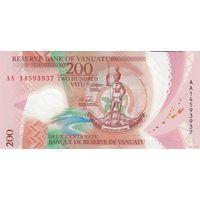 Вануату 200 вату 2014 (ПРЕСС)