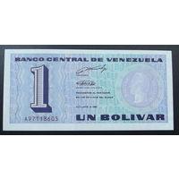 Венесуэла. 1 боливар 1989 [UNC]