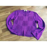 Кофта женская фиолетовая