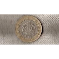 Турция 1 лира 2009//(NS)