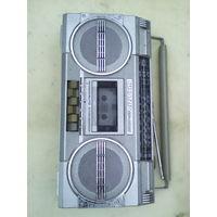 Магнитавон шарп гв450 2 кассетник